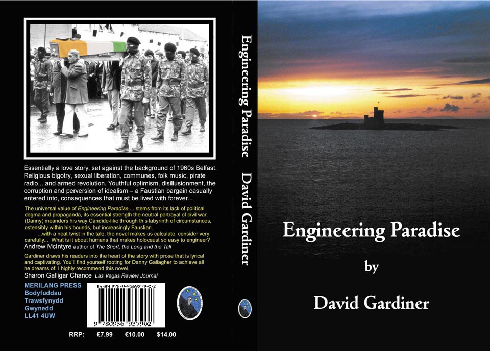 Engineering Paradise cover